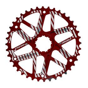 e*thirteen Extended Range Ritzel 10-Fach 42 Zähne für Shimano rot